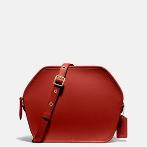 Coach originals geometric pouch crossbody NWT
